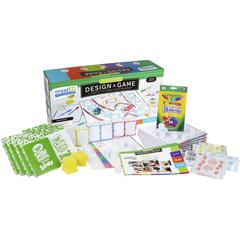 Crayola Design-A-Game - Theme/Subject: Learning - Skill Learning: Science, Technology, Engineering, Mathematics, Problem Solving - 807 Pieces