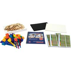 Learn It By Art™ 3rd-Grade Math Art Integration Kit - Theme/Subject: Learning - Skill Learning: Science, Technology, Engineering, Mathematics, Planning