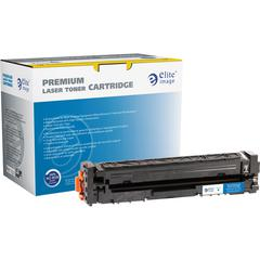 Elite Image Remanufactured Toner Cartridge - Alternative for HP 201X (CF401X) - Cyan - Laser - High Yield - 2300 Pages - 1 Each
