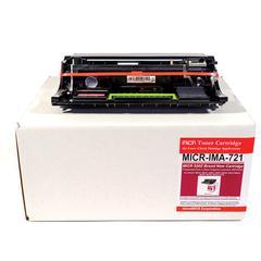 microMICR MICR Toner Cartridge - Alternative for Lexmark (MS321) - Black - Laser - 60000 Pages - 1 Each