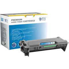 Elite Image Remanufactured Toner Cartridge - Alternative for Brother TN820 (TN820) - Black - Laser - 3000 Pages - 1 Each