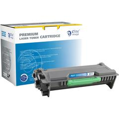 Elite Image Remanufactured Toner Cartridge - Alternative for Brother (TN820) - Black - Laser - High Yield - 8000 Pages - 1 Each