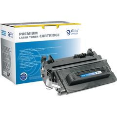 Elite Image Remanufactured Toner Cartridge - Alternative for HP 90A (CE390A) - Black - Laser - Extended Yield - 18000 Pages - 1 Each