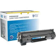 Elite Image Remanufactured Toner Cartridge - Alternative for HP 83A (CF283A) - Black - Laser - Extended Yield - 2000 Pages - 1 Each