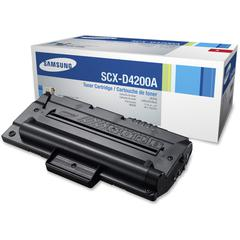 Samsung SCX-D4200A Toner Cartridge - Laser - 3000 Pages - Black - 1 Each