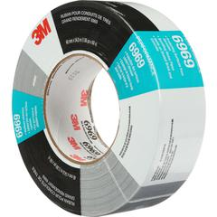 "3M Heavy-duty Duct Tape - 1.88"" Width x 60 yd Length - 3"" Core - Cloth, Rubber - 10.60 mil - Polyethylene Coated Cloth Backing - 1 Roll - Silver"