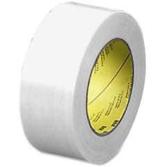 "Scotch Premium Grade Filament Tape - 2"" Width x 60 yd Length - 3"" Core - Synthetic Rubber - Glass Yarn Backing - 1 / Roll - Clear"
