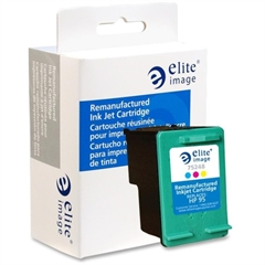 Elite Image Remanufactured Ink Cartridge - Alternative for HP 95 (C8766WN) - Inkjet - Tri-color - 1 Each