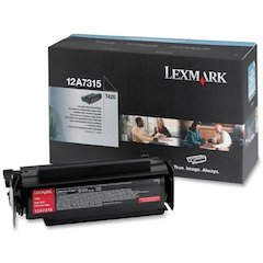 Lexmark Toner Cartridge - Laser - High Yield - 10000 Pages - Black - 1 Each