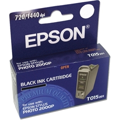 Epson Black Ink Cartridge - Inkjet - 510 Page, 350 Page - 1 Each