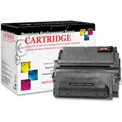West Point Remanufactured Toner Cartridge - Alternative for HP 38A (Q1338A) - Laser - 12000 Pages - Black - 1 Each