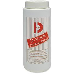 D'Vour - Powder - 16 oz (1 lb) - Lemon Scent - 6 / Carton