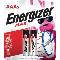 Alkaline AAA Battery - AAA - Alkaline - 1.5 V DC - 2 / Pack