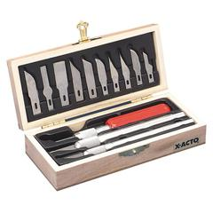 X-Acto X-Acto Basic Knife Chest - 13 x Blade(s) - Straight Cutting