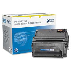 Elite Image Remanufactured Toner Cartridge Alternative For HP 38A (Q1338A) - Laser - 12000 Page - 1 Each