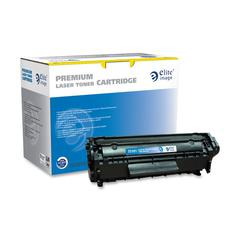 Elite Image Remanufactured Toner Cartridge Alternative For HP 12A (Q2612A) - Laser - 2000 Page - 1 Each