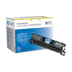 Elite Image Remanufactured Toner Cartridge Alternative For HP 122A (Q3962A) - Laser - 4000 Page - 1 Each