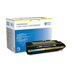Elite Image Remanufactured Toner Cartridge - Alternative for HP 309A (Q2672A) - Laser - 4000 Pages - Yellow - 1 Each