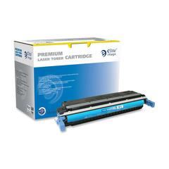 Elite Image Remanufactured Toner Cartridge - Alternative for HP 645A (C9731A) - Laser - 12000 Pages - Cyan - 1 Each