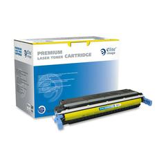 Elite Image Remanufactured Toner Cartridge Alternative For HP 645A (C9732A) - Laser - 12000 Page - 1 Each