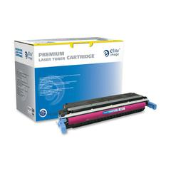 Elite Image Remanufactured Toner Cartridge Alternative For HP 645A (C9733A) - Laser - 12000 Pages - 1 Each