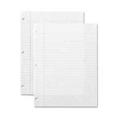 """Sparco Standard White Filler Paper - 200 Sheets - Printed - 16 lb Basis Weight - 8"""" x 10.50"""" - White Paper - 200 / Pack"""