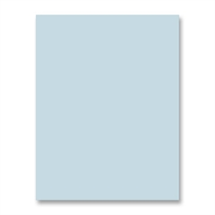 """Sparco Copy & Multipurpose Paper - Letter - 8.50"""" x 11"""" - 20 lb Basis Weight - Recycled - 30% Recycled Content - Blue"""