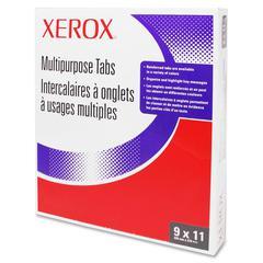 Xerox Revolution Tabs - White Divider - 250 / Pack