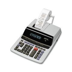 """Sharp VX1652H Commercial Calculator - 10 Digit(s) - Fluorescent - AC Supply Powered - 9.5"""" x 12.5"""" x 2.7"""" - Gray - 1 Each"""