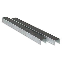 """Swingline Heavy Duty Staples - 100 Per Strip - Heavy Duty - 1/4"""" Leg - Holds 25 Sheet(s) - for Paper - Heavy Duty, Chisel Point - 5000 / Box"""