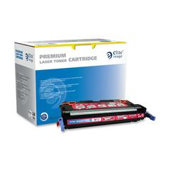 Elite Image Remanufactured Toner Cartridge Alternative For HP 502A (Q6473A) - Laser - 4000 Page - 1 Each