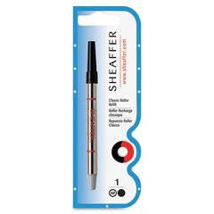Sheaffer Rollerball Classic Refills - Medium Point - Black Ink - 1 Each