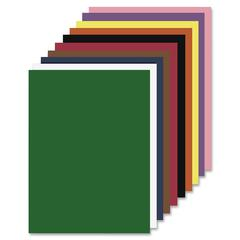 "Nature Saver Construction Paper - 9"" x 12"" - 50 / Pack - Assorted"
