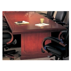 """Mayline Toscana Conference Table - Rectangle Top - 54"""" Table Top Length x 12 ft Table Top Width - 29.5"""" Height - Assembly Required - Sierra Cherry - Lacquer - Wood"""