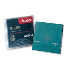 Imation LTO Ultrium 4 Tape Cartridge - LTO-4 - 800 GB (Native) / 1.60 TB (Compressed) - 1 Pack