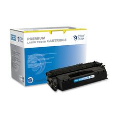 Elite Image Remanufactured High Yield Toner Cartridge Alternative For HP 53X (Q7553X) - Laser - 7000 Page - 1 Each