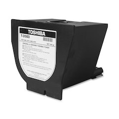 Toshiba Black Toner Cartridge - Laser - 13000 Pages - 1 Each