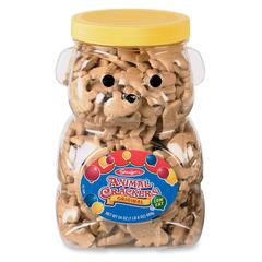 Stauffer's Stauffers Bear Jug Crackers - Reusable Tub - Jar - 1.50 lb - 1 Each