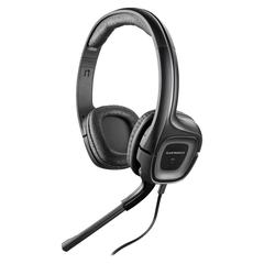Plantronics Audio 355 Ultimate Stereo Headset - Stereo - Black - Mini-phone - Wired - 32 Ohm - 20 Hz - 20 kHz - Over-the-head - Binaural - Ear-cup - 9.84 ft Cable - Noise Cancelling Microphone