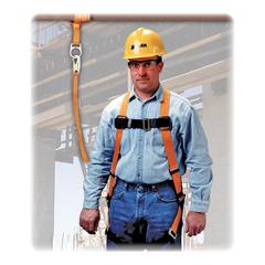 Sperian Fall Protection Kit - 310 lb Load Capacity - Shock Absorbing