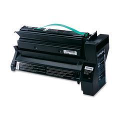 Lexmark Black Toner Cartridge - Black - Laser - 6000 Page - 1 Each - Retail