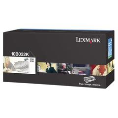 Lexmark Black Toner Cartridge - Black - Laser - 15000 Page - 1 Each - Retail