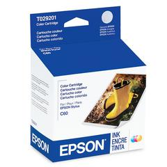 Epson Tri-color Ink Cartridge - Inkjet - 300 Page - 1 Each