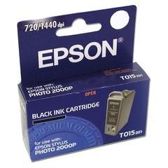 Epson Black Ink Cartridge - Inkjet - 510 Pages, 350 Pages - 1 Each