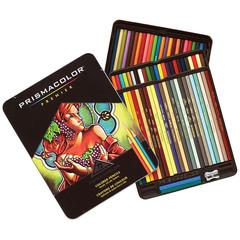 Prismacolor Prisma Colored Pencil - Assorted Lead - 72 / Set