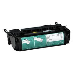 Lexmark Black Toner Cartridge - Laser - High Yield - 10000 Pages - 1 Each