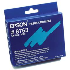 Epson Black Cartridge - Dot Matrix - 3000000 Character - 1 Each