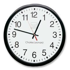 CLI Wall Clock - Analog - Quartz