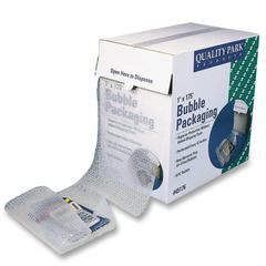 "Bubble Packaging - 12"" Width x 175 ft Length - Perforated - Clear"