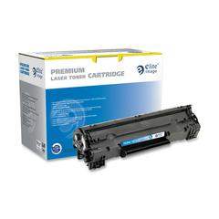 Elite Image Remanufactured Toner Cartridge Alternative For HP 35A (CB435A) - Laser - 1500 Page - 1 Each